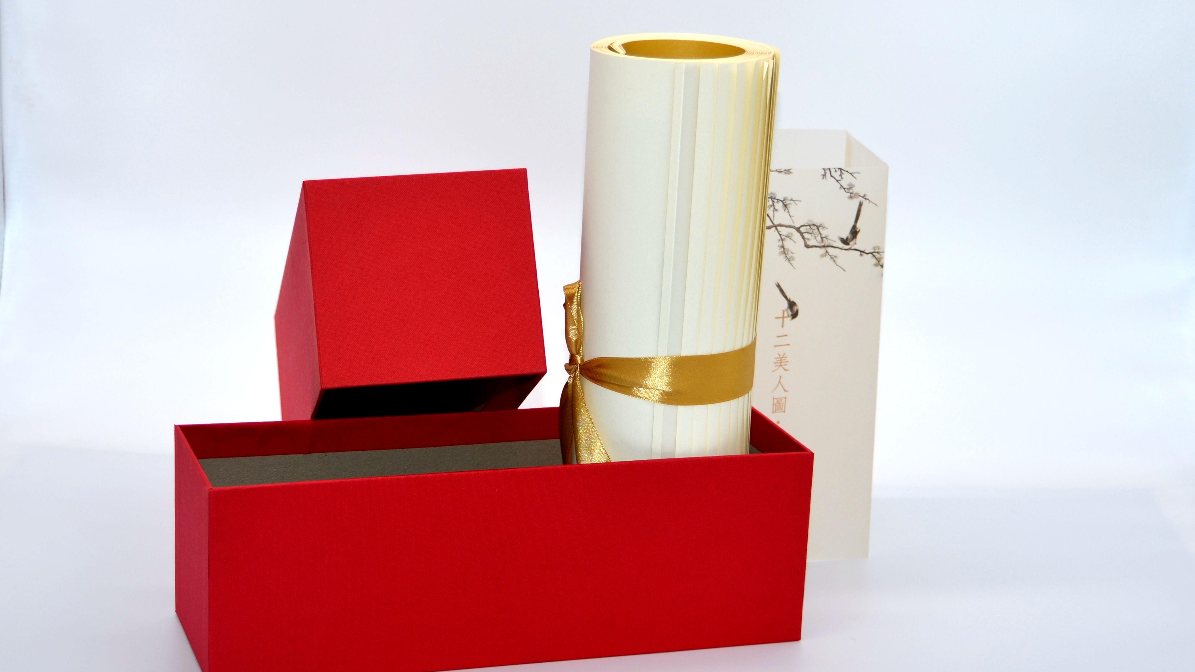 禮品盒定制-步殼印刷