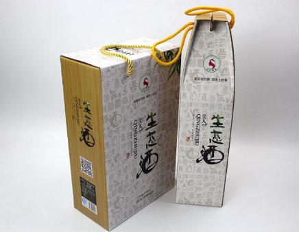 禮品盒定做瓦楞紙的印刷工藝