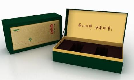 步壳印刷彩盒制作