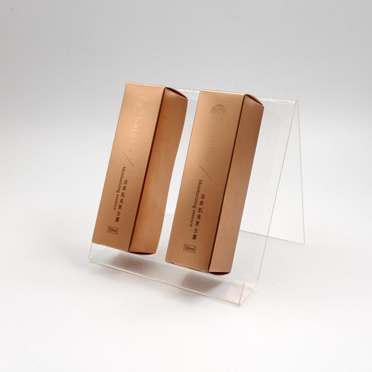 金銀卡印刷化妝品盒,化妝品盒制作廠家深圳市