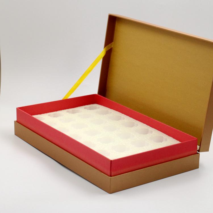翻蓋式化妝品盒定制,化妝品盒制作廠家深圳市