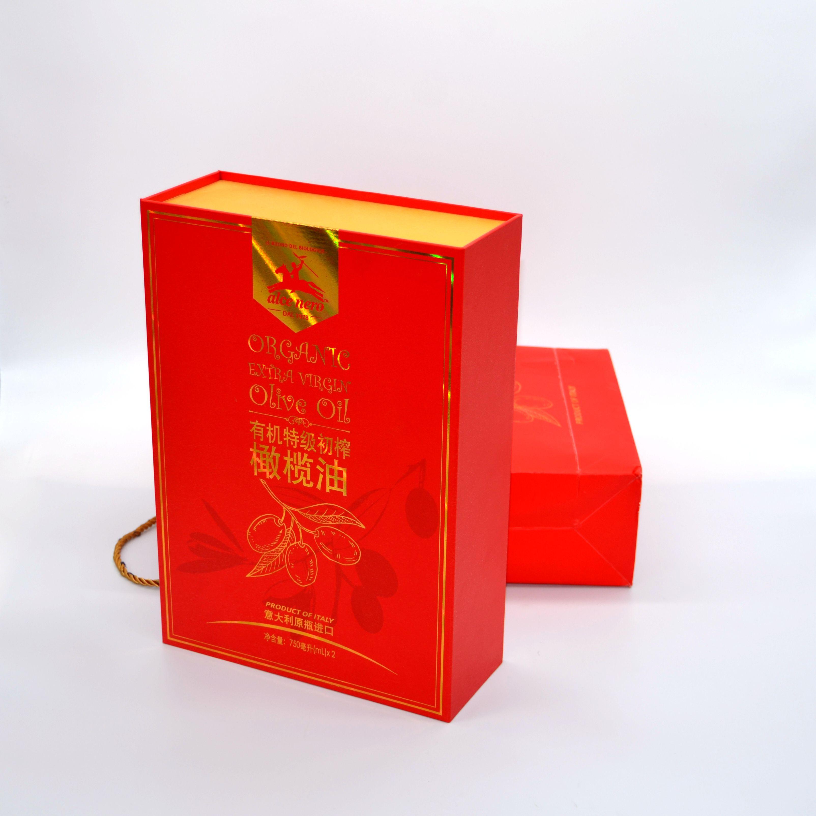 礼品盒包装印刷厂家礼品盒定做