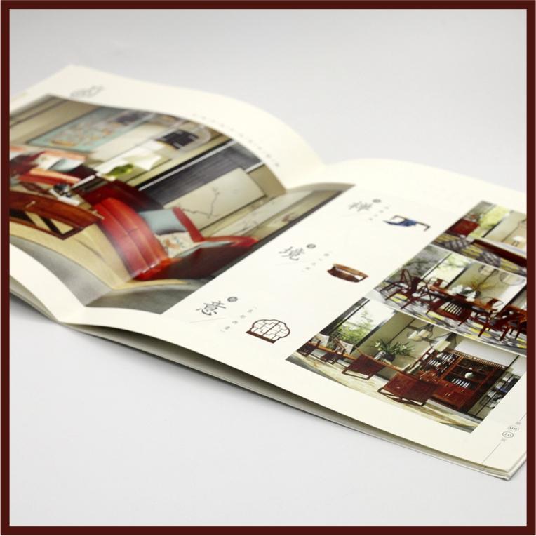 家具畫冊印刷,展會宣傳冊印刷