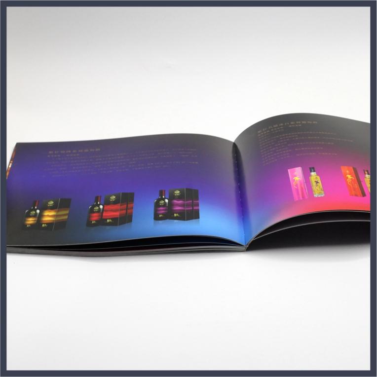 禮品宣傳冊印刷,展會宣傳冊印刷
