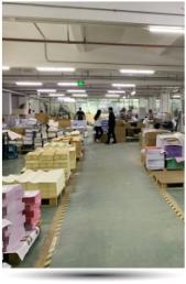 深圳画册印刷厂-企业画册印刷-印画册车间