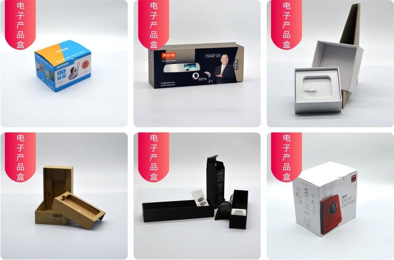 電子產品包裝盒圖片