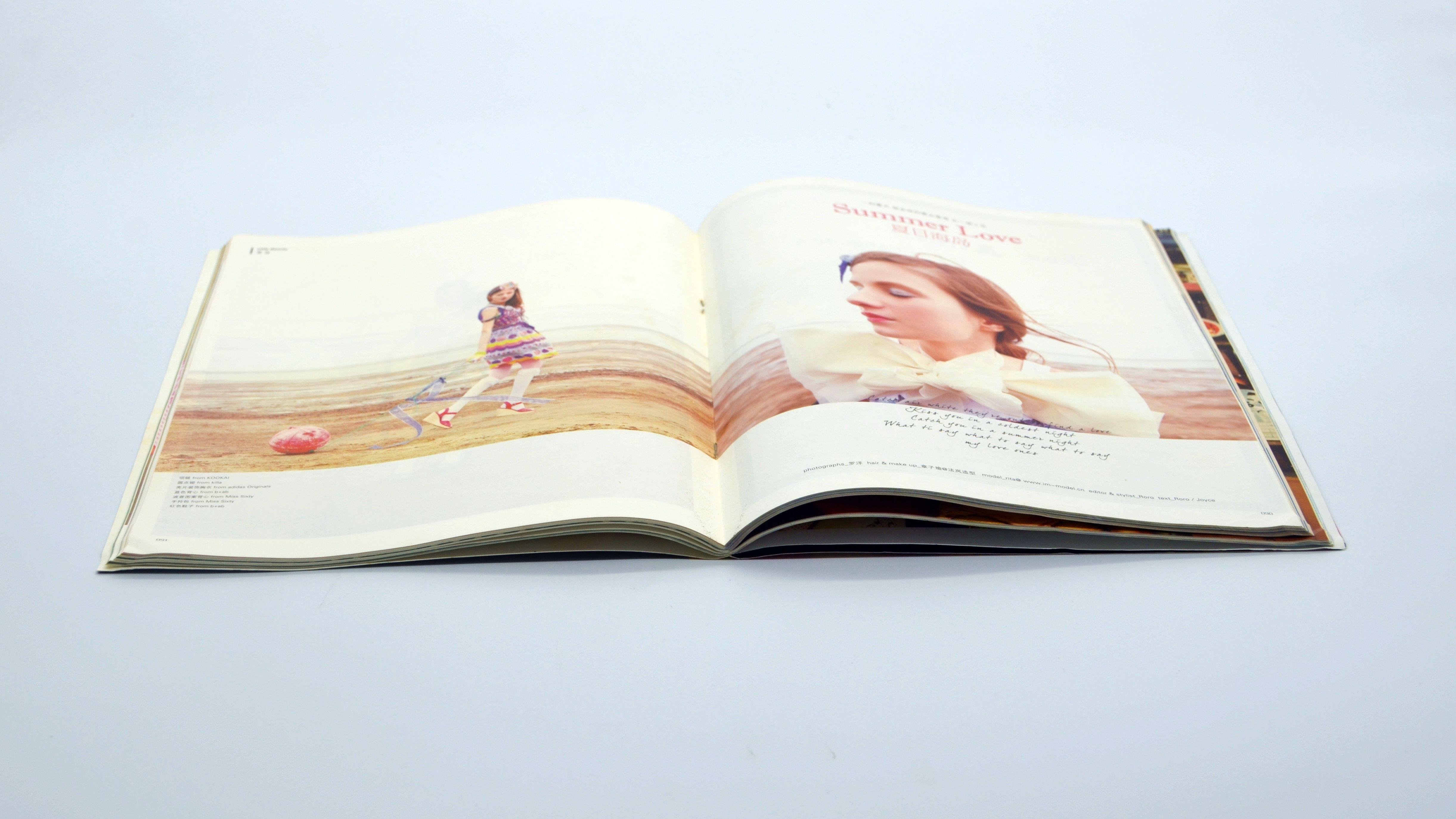 畫冊印刷-步殼印刷